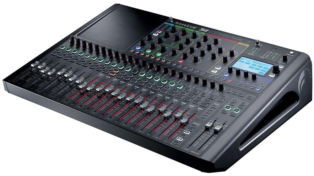 LS Soundcraft Si Compact 24